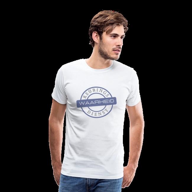 T-shirt KvW - Heren
