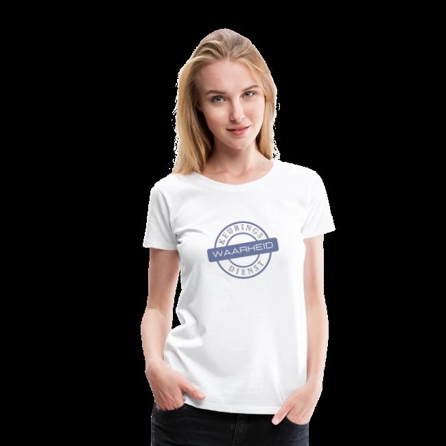 T-shirt KvW - Dames